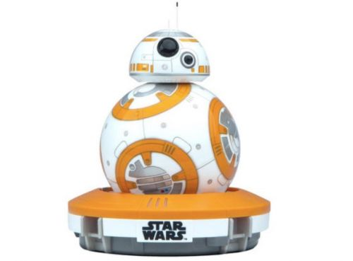 India finds the droids they're looking for, the Sphero Mini and Star Wars BB-8 are here