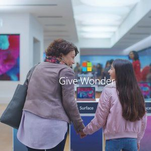 Microsoft deems Apple's iPads kiddie tablets in hilarious new Surface Go ad