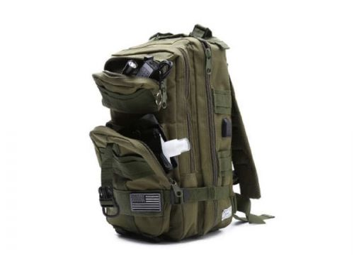 Reminder: Save 59% On The Fully Loaded Tactical Military Style Backpack