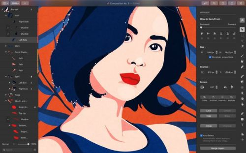 Pixelmator Pro Gains Clipping Masks, Layer Improvements and More