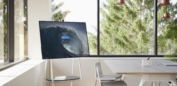 Microsoft is launching the Surface Hub 2S in 2019, and the Surface Hub 2X in 2020