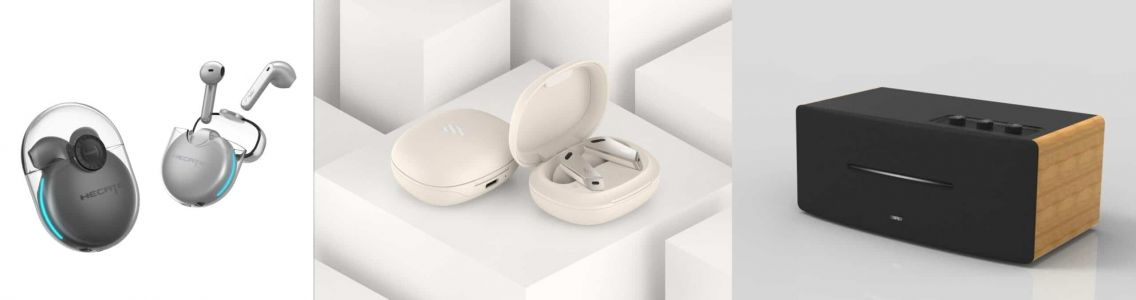 Edifier Launches New Wireless Earbuds and Speaker at CES 2021