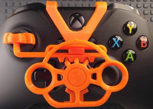 Awesome Xbox Controller Mini Wheel