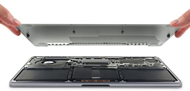 Base 2019 13-Inch MacBook Pro Teardown Reveals Larger Battery, Soldered-Down SSD, and Updated Keyboard Material