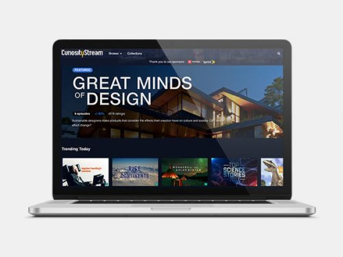 Deals: CuriosityStream: 2-Yr Subscription
