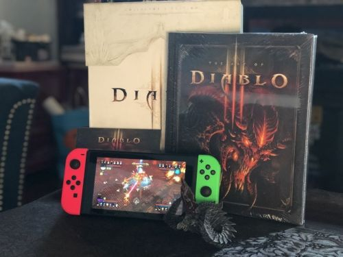 Why I'm excited about Diablo III coming to Nintendo Switch