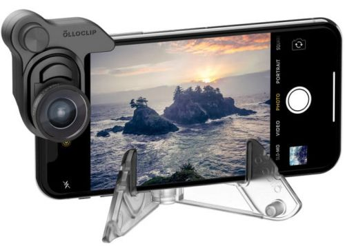 New Olloclip iPhone X Mobile Lens System Introduced
