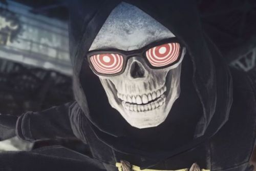Uncle Death now has a PC, so Let It Die is coming to Steam