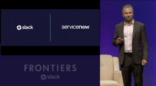 Slack partners with ServiceNow to bring machine learning into chat app