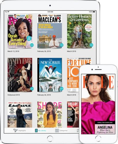 Apple Expected to Launch Subscription News Service Within Next Year Following Texture Acquisition