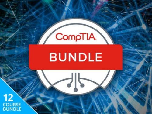 Price Drop: The Complete 2018 CompTIA Certification Training Bundle: Lifetime Access