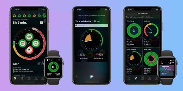 AutoSleep 6 introduces Siri Shortcuts support, new design and reports, more