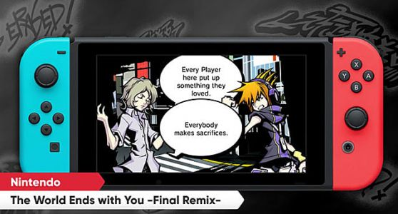 Why People Are Freaking Out About The World Ends with You: Final Remix