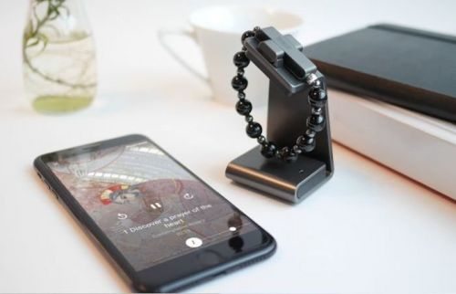 Smart Rosary Beads Combine Religion and Tech