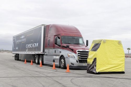 Advanced driver assists come to the world of big-rig class 8 trucks