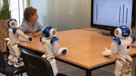 Children Could Reportedly Be At Risk Of Being Influenced By Robots