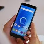 Alcatel 1 Series hands-on