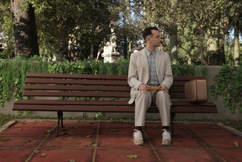 What watching Forrest Gump tells us about how we store memories