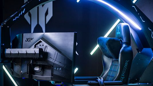 Acer's insane PC gaming 'throne' is now available in the UAE