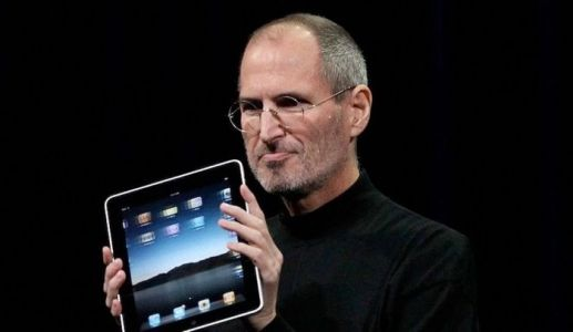 Steve Jobs unveiled the first iPad 10 years ago today
