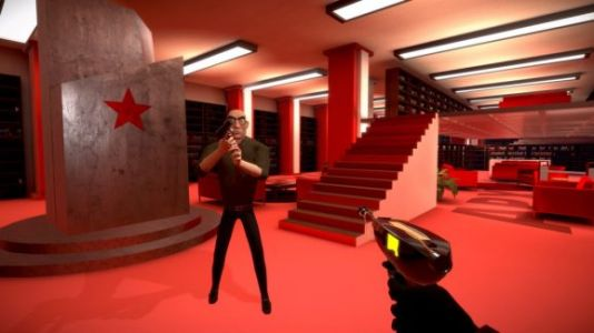 The Spy Who Shrunk Me looks like an Austin Powers flick in VR