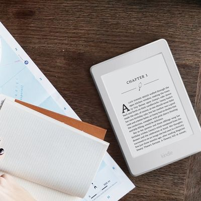 Read in style next year with a Kindle Paperwhite for its lowest price yet