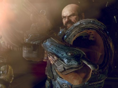 Why is there no smoking in Gears 5? It depends on who you ask