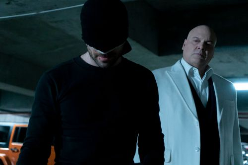 Wilson Fisk is back and better than ever in season 3 of Daredevil
