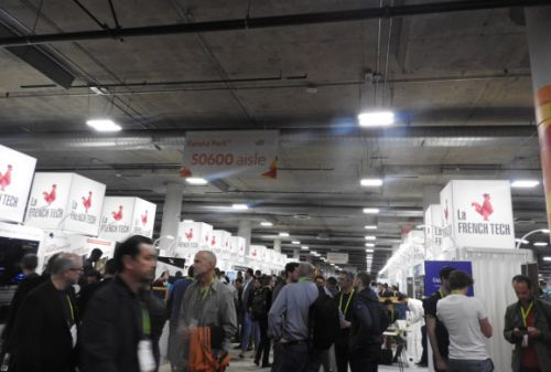 CES 2019 will have 4,500 exhibitors, 2.75 million square feet of space, and 180,000 attendees