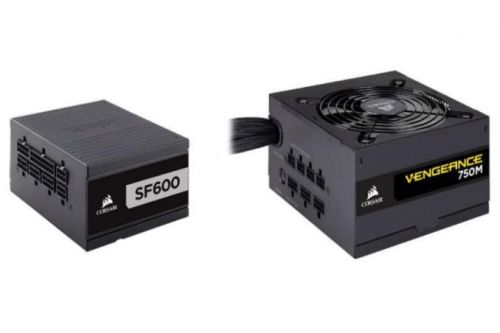Corsair Introduces New SF Series and Vengeance Series Power Supplies