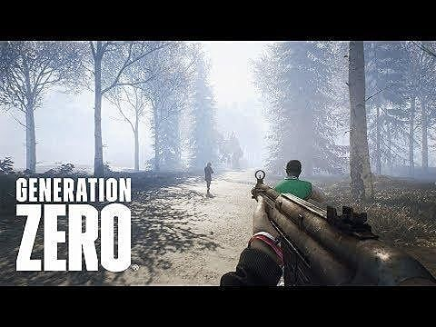 Generation Zero Takes Players To Alternate 1980s Sweden Filled With Hostile Robots