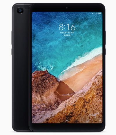 Xiaomi Mi Pad 4 Announced With 4GB Of RAM, SD660 SoC & Oreo