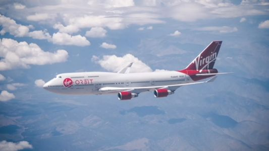Virgin Orbit to launch space flights from the UK