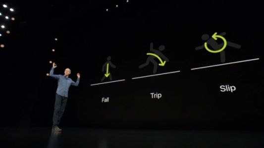 Apple Watch Series 4's Fall Detection Could Get You Arrested