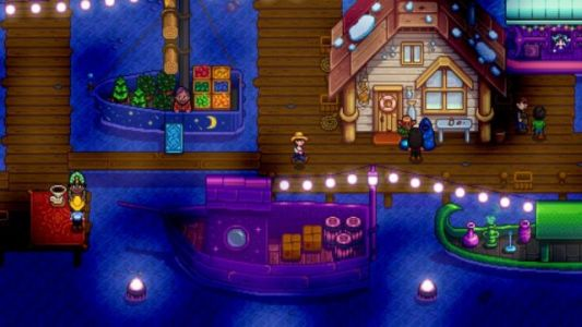 Stardew Valley Multiplayer Update Coming This Week To The Switch