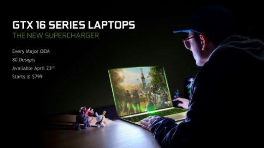 Nvidia reveals affordable GeForce GTX 1650 GPU, shows off some spiffy laptops