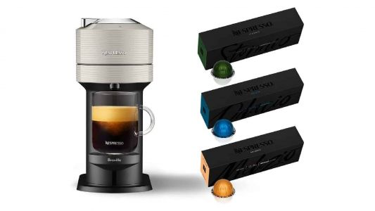 Save Up To 40% On These Nespresso Machines - Black Friday Deals 2020