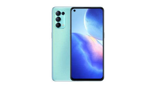 Oppo Reno 5K with Snapdragon 750G, 90Hz AMOLED screen launched