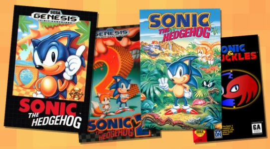 The RetroBeat: Critiquing classic Sonic box art