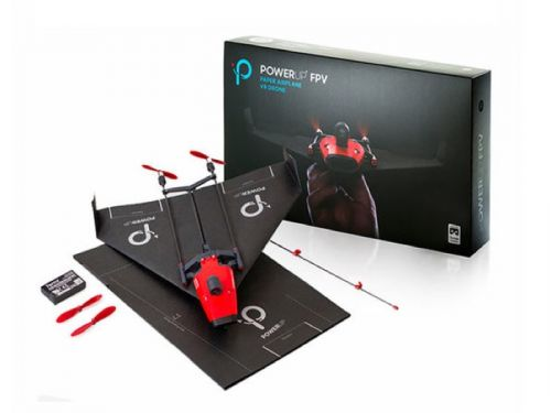 Save 25% On The PowerUp X FPV Video Paper Airplane Kit