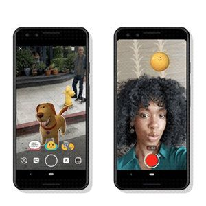 Google launches new Playground app, formerly known as AR Stickers