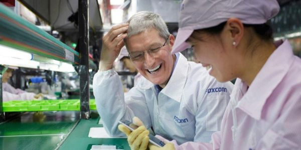New report highlights the 'eroding' relationship between Apple and Foxconn