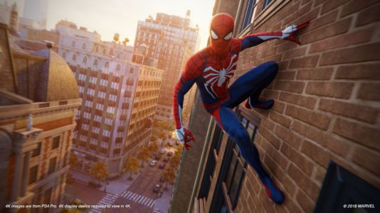 Spider-Man for PS4 preview: A love letter to comics and open-world tropes