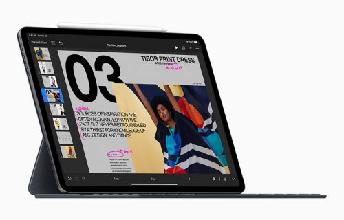 New iPad Pro With 3D Time Of Flight Sensor Expected In Early 2020