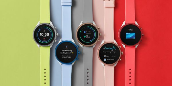 Fossil Sport brings Snapdragon Wear 3100 chipset for $255 w/ NFC, 41mm case, available today