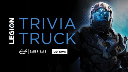 Celebrate Intel Gamer Days™ with the Legion Trivia Truck at PAX West