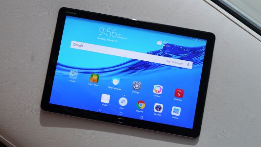 Huawei's MediaPad M5 Lite is a stepped-down tablet to entertain kids