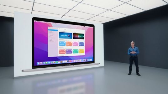 MacOS Monterey brings Shortcuts automation app to the Mac