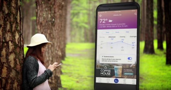 IBM Wants To Use Your Smartphone For Better Weather Forecasts