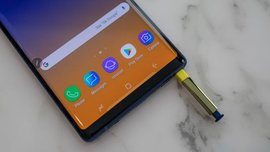 Galaxy Note 10 report suggests Samsung may abandon physical buttons